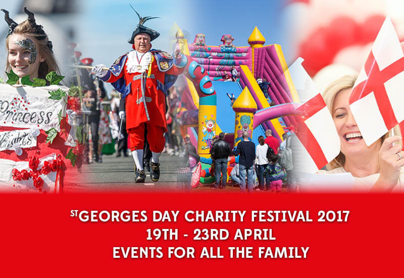 The 2017 St George's Day Charity Festival